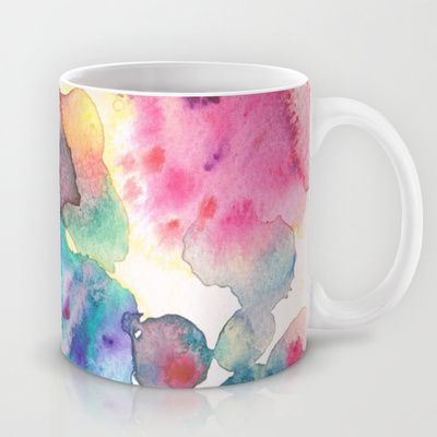 'Stain' Mug by Chuen - $15.00 Promotion - Free shipping until 9 Feb 14
