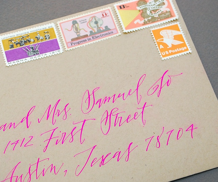 96 best My Baby, She Wrote Me a Letter images on Pinterest - new letter envelope address format canada