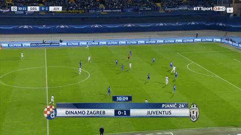 Filmato su soccer goal higuain zagreb dinamo #higuain