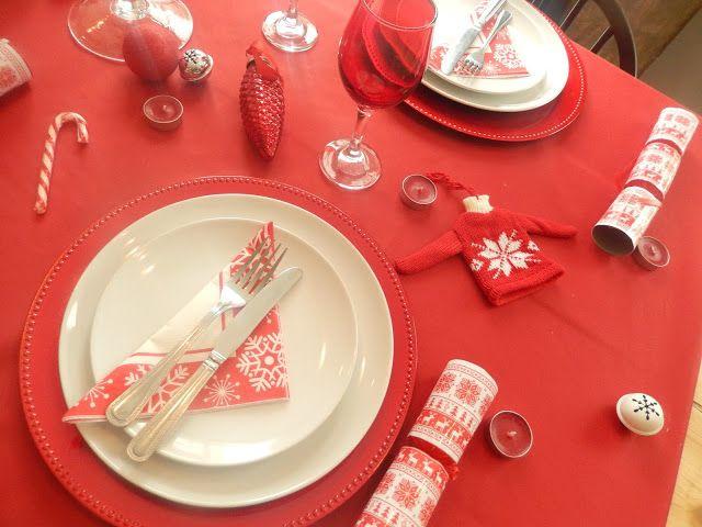 Christmas Decorations Poundland : Christmas table decorating poundland