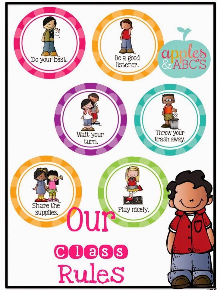 17 best ideas about Kindergarten Classroom Rules on ...