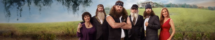 One of the funniest shows I have seen in a long time.  Duck dynasty on a