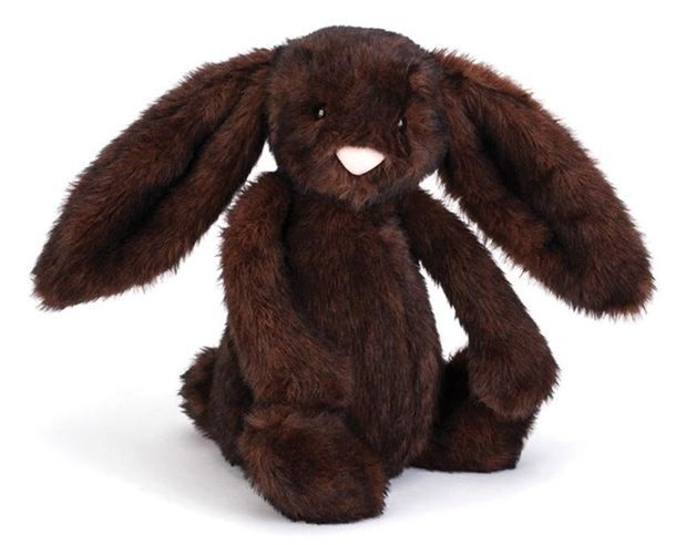 Jellycat: Bashful Bunny - Walnut ~ Medium