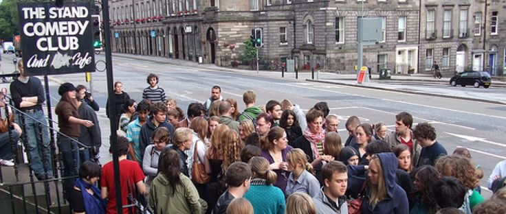 The best pubs, cafes and restaurants within five minutes of Edinburgh Festival Fringe venue The Stand Comedy Club, updated for 2017.