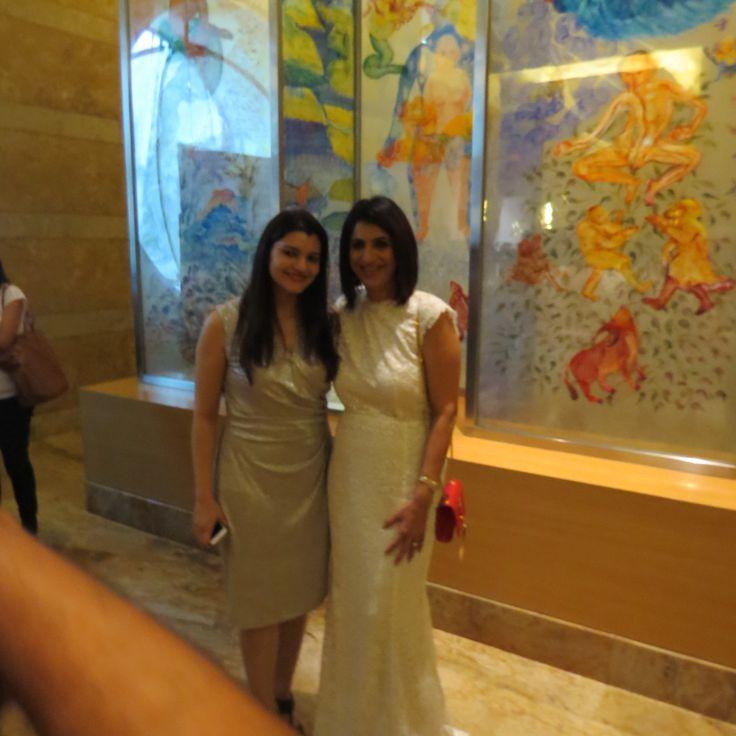 Varuna D Jani and Gunjan Suri the forces behind Sieve By Design