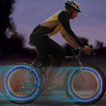 Mark and Fun, Psychedelic Bike Light