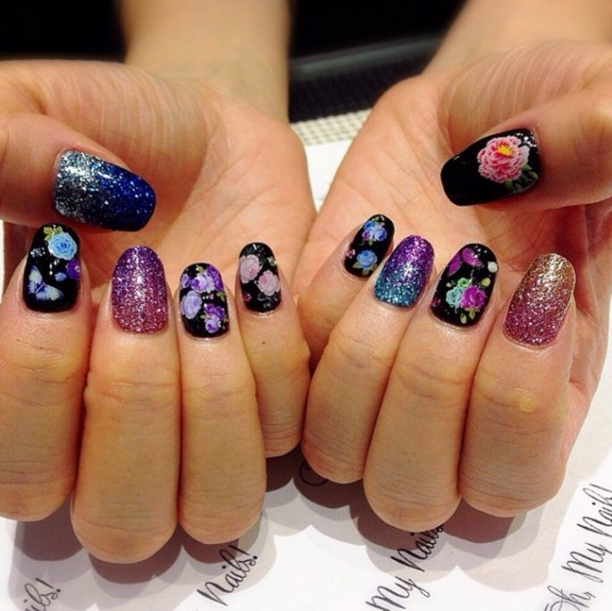 Nail Art Trend Luxury Nail Polish Nail Stickers Stock: 17 Best Images About Nails On Pinterest