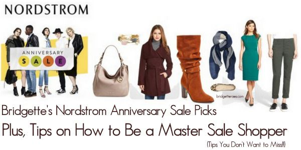 Get my #NordstromAnniversarySale Picks and tips on how to be a master sale shopper.
