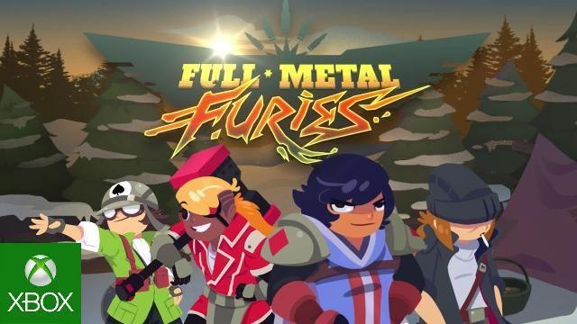 ICYMI: Full Metal Furies Release Date Trailer