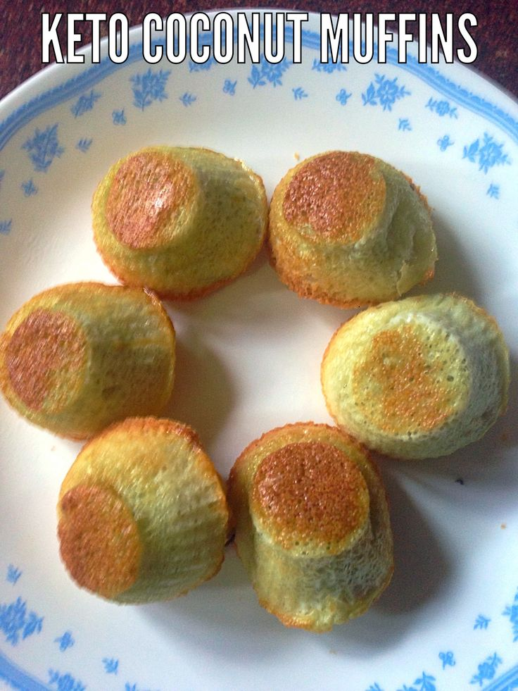 Priya's #Keto Coconut Muffins, to make your breakfast extra special. http://www.ketoforindia.com/priyas-keto-coconut-muffins/