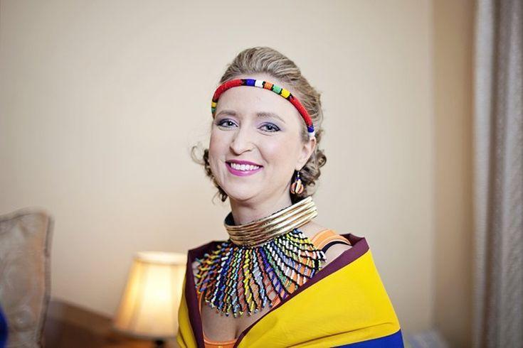 South AFrican Wedding-a bridesmaid
