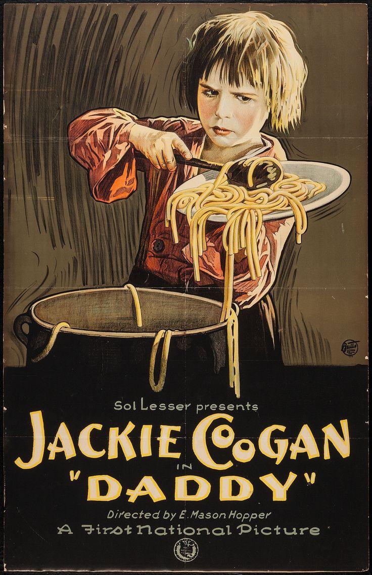 Daddy (1923) Stars: Jackie Coogan, Arthur Edmund Carewe, Josie Sedgwick ~ Director: E. Mason Hopper, silent movie