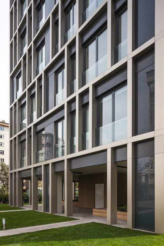 959 best Archiskin images on Pinterest Facades, Building facade