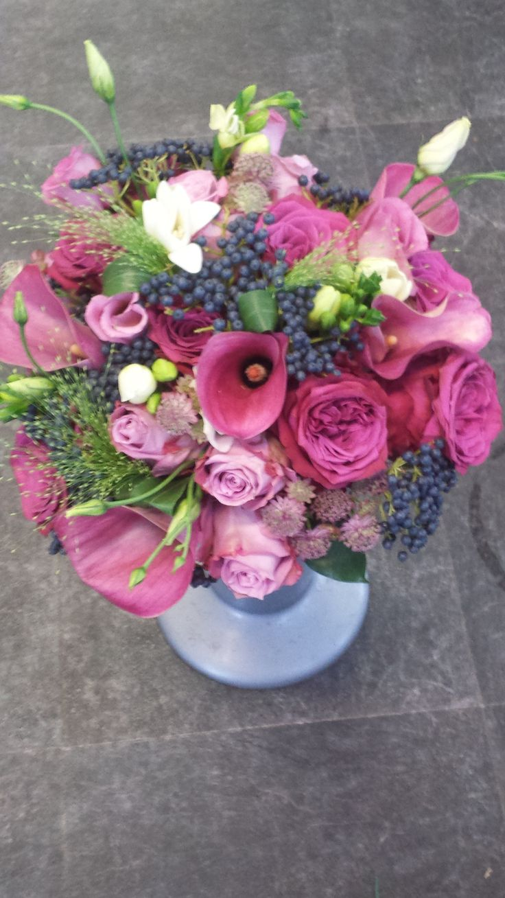 9 best Autumn Wedding Bouquets and Flowers images on Pinterest ...