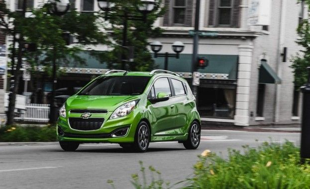 2015 Chevrolet Spark LS Review