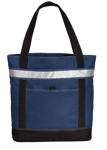 Promotional Products | Port Authority Tote Cooler | Perfect for boating, camping and picnicking, this insulated tote features a deep storage compartment with a heat-sealed, water resistant lining.