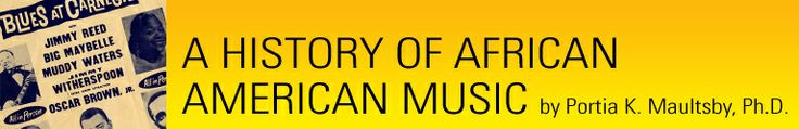history of african american music The gilder lehrman institute of american history donate the music and history of our african american music and its rhythms seemed to cross a great divide.