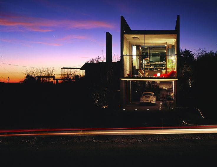 Burnette Residence | Wendell Burnette Architects, again