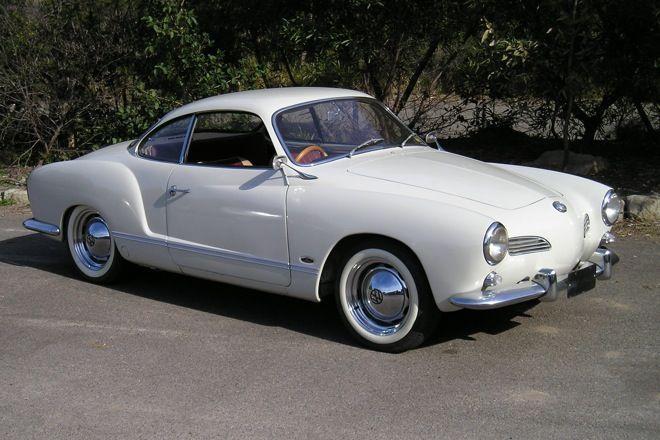 1961 Volkswagen Karmann Ghia Coupe  Wheels Wings  Waves