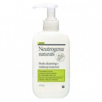 Neutrogena Naturals Cleansing Make-Up Remover 177 mL