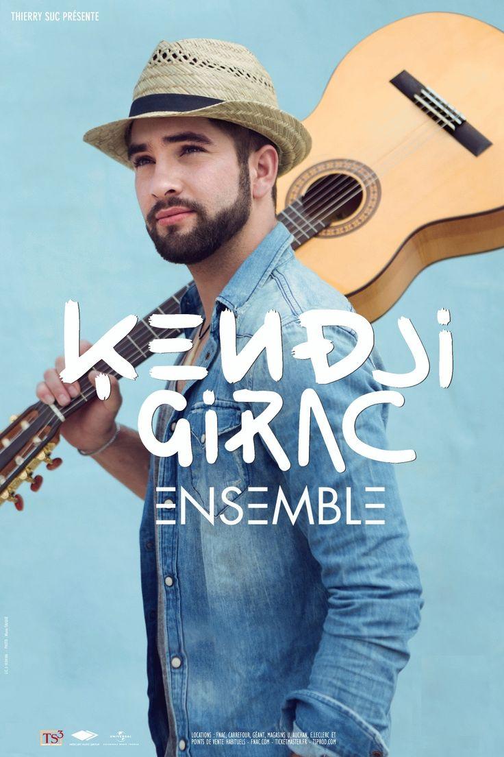 Kendji Girac - 29/04/2015 @forestnational #Bruxelles