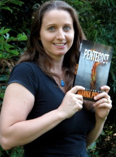 With Pentecost, my first thriller