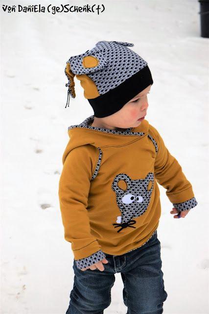 Hallo meine Lieben,       seid Fertigstellung der Mütze und des Pullovers freue ich mich auf diesen Post, denn ich finde die Farben und da...