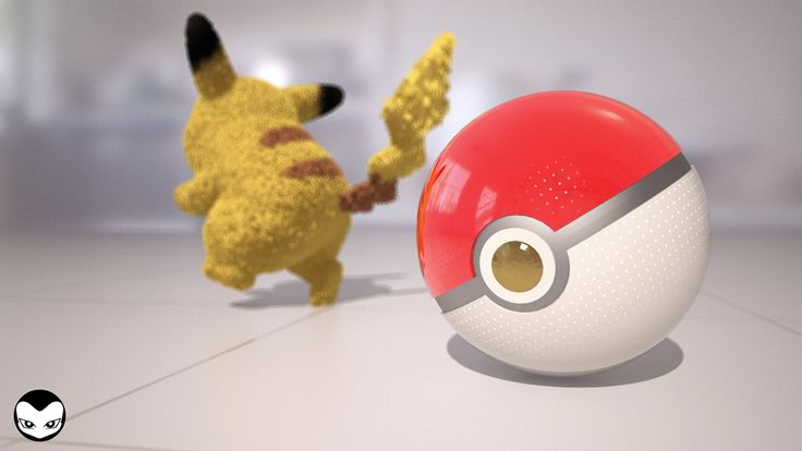pikachu on Behance