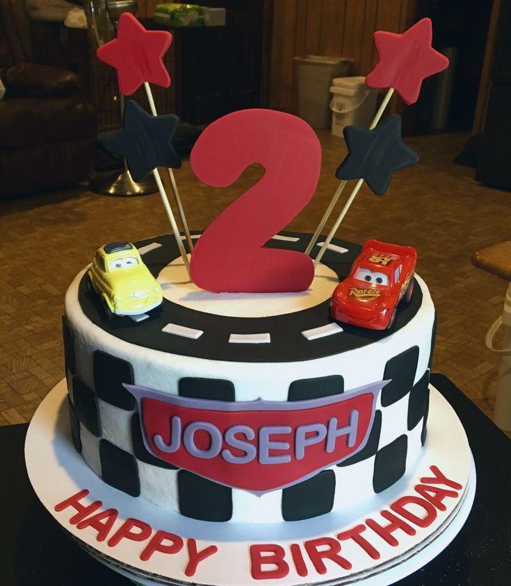 Best 25+ Disney Cars Cake Ideas On Pinterest