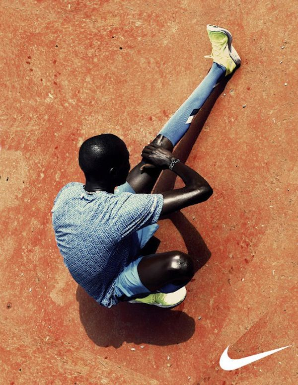Nike Goes to Kenya for Advertising Campaign | Nadyana Magazine