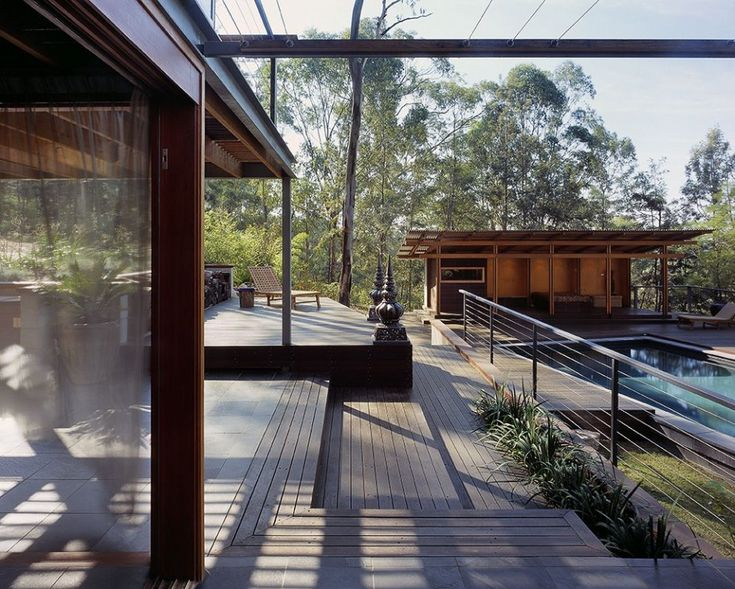 Bowen Mountain House Design by CplusC Architecture Architecture