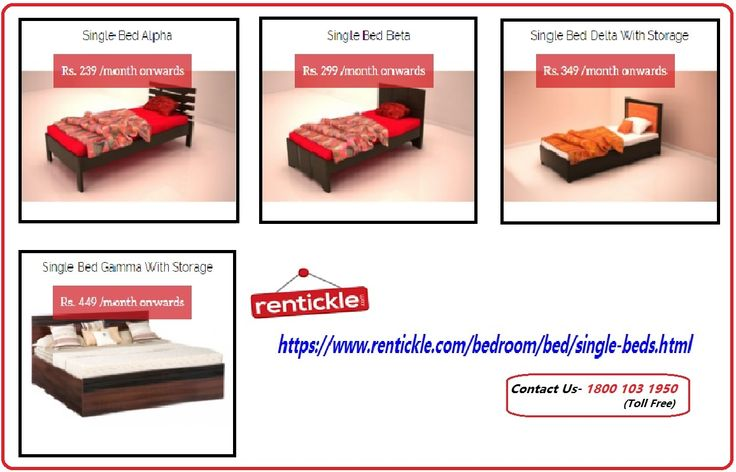 Single Bed On Rent In Delhi, Noida, Rentickle provides single bed with the finest situation which will surely help you save money and time as well. You can avail this in different cities of India like Gurgaon, Noida, Faridabad, Delhi NCR and Hyderabad.