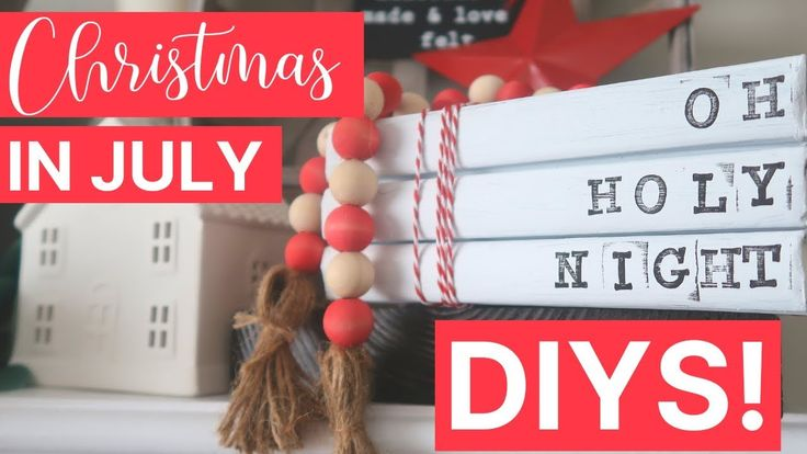 Quick & Easy Christmas DIYs with Dollar Store Supp…