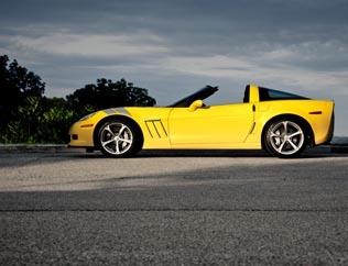 2012 Chevrolet Corvette Grand Sport Coupe Sports Car
