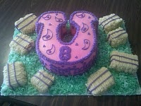 44 Best Images About Horseshoe Cakes On Pinterest Pretty