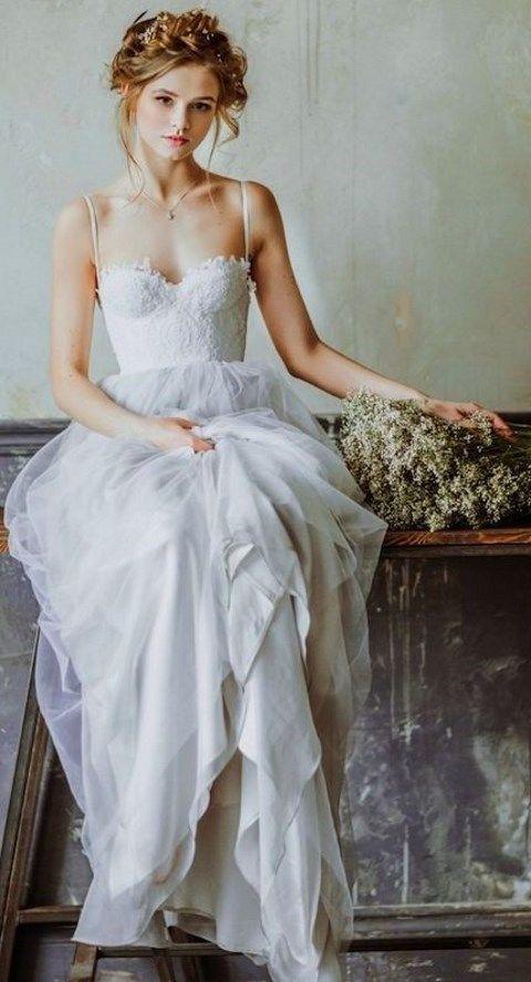 Whispy Wedding Dresses 97