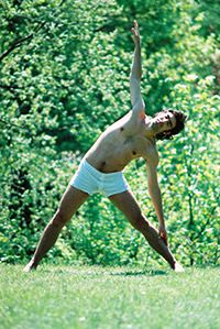 The International Yoga Day, takes place every year on the 8th of October
