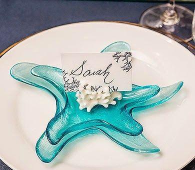 temas fiesta de quinceanera, tema estrellas de mar, tema de bodas