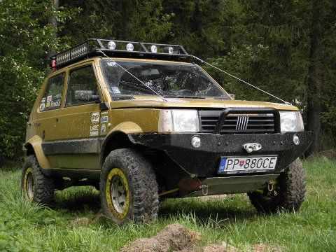 17 best ideas about fiat panda on pinterest fiat 500 cc for Panda 4x4 sisley off road