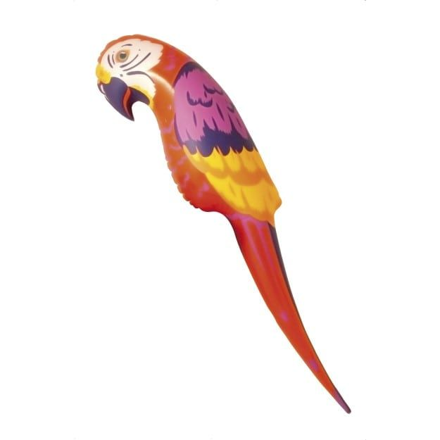 Parrot Adult Mens Smiffys Fancy Dress Costume