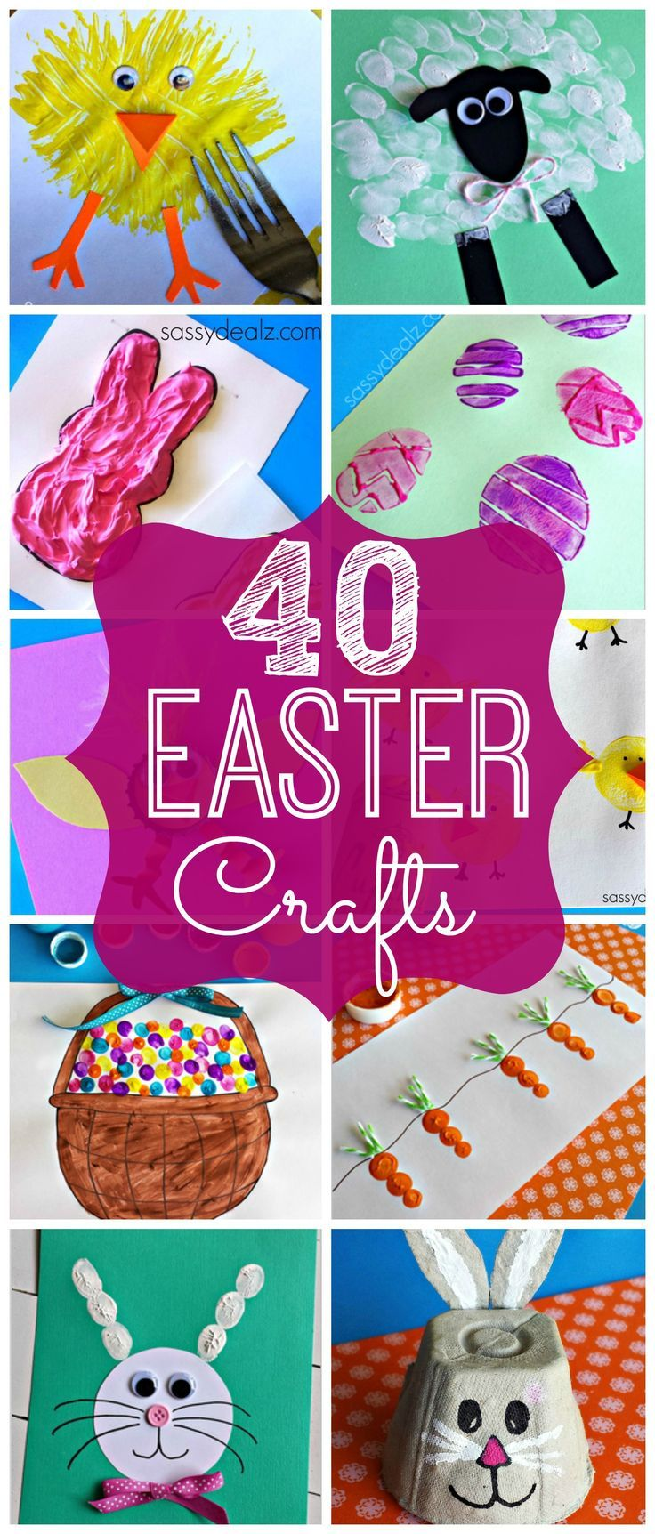 1000+ ideas about Easter Crafts For Kids on Pinterest | Easter ...