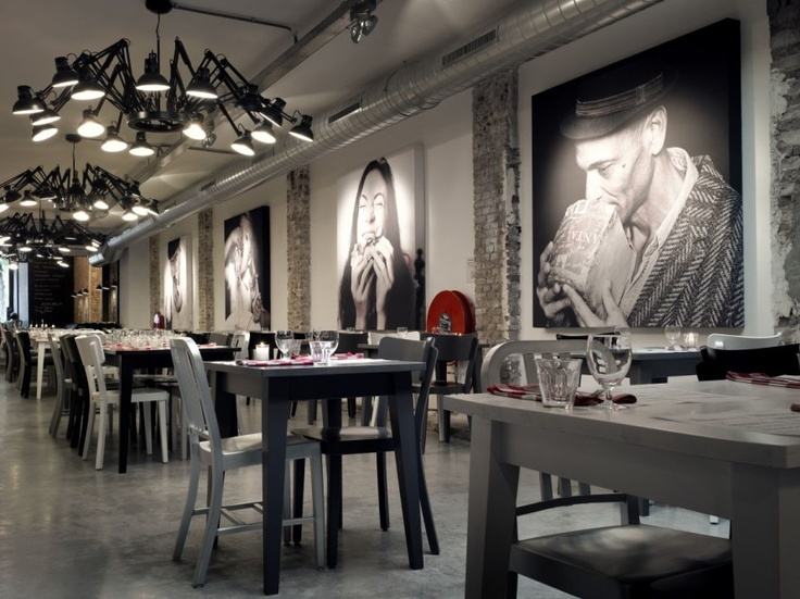 23 best restaurant design ideas images on Pinterest | Restaurant ...