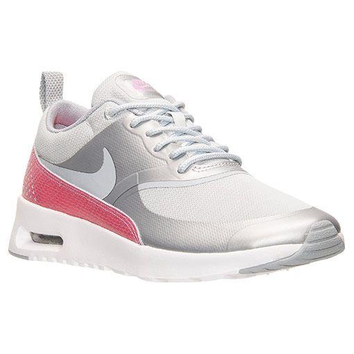 Air Max Thea Pink And Grey