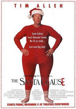 Ver película Santa Clausula 1 online latino 1994 gratis VK completa HD sin…