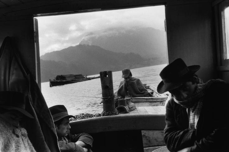 Sergio Larrain CHILE. South of Chile. 1957. Chiloe Island.
