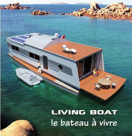 Living Boat