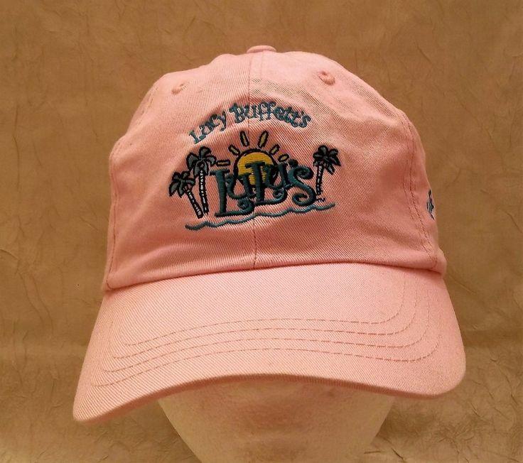 Lucy Buffett's LuLu's Restaurant Ladies Hat Adjustable Cap Gulf Shores Alabama
