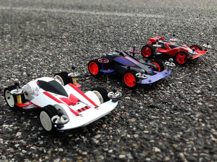 Mini 4wd street italian championship