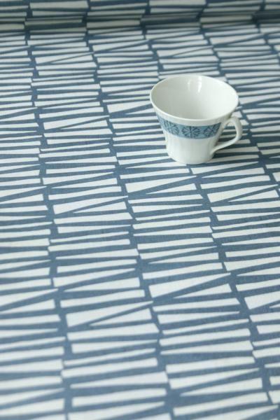 Textilduk akrylatbehandlad - Trapp Blue