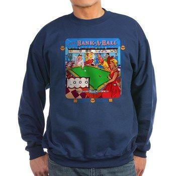 Gottlieb® Bank A Ball Pinball Machine Sweatshirt